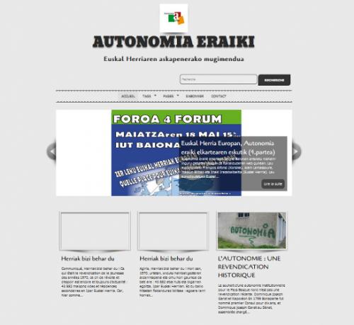 nouveau blog autonomia eraiki